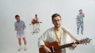 КОЛЯМБА - Я напишу тебе песню