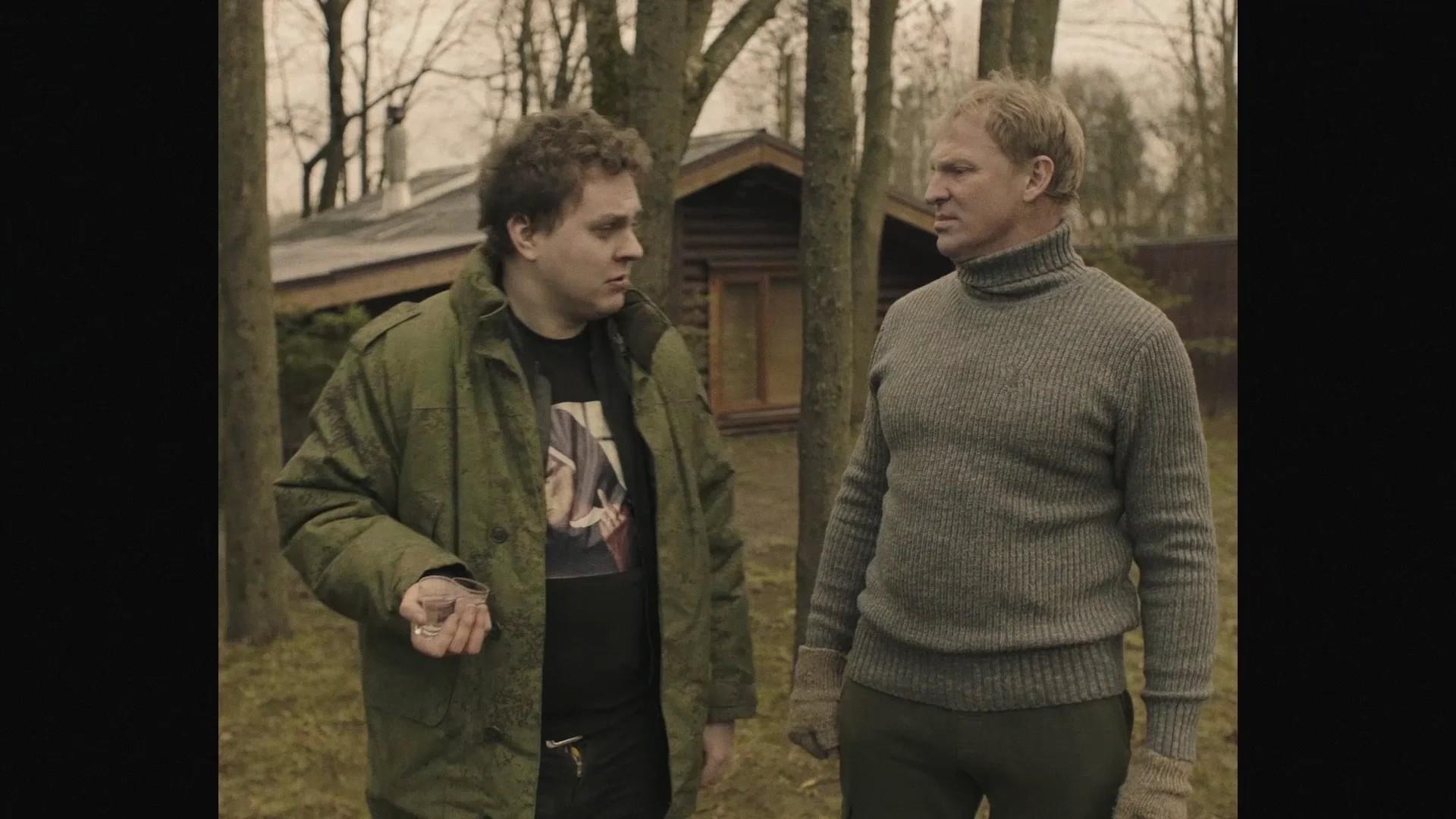 "Vodka ""5 Ozer"" Film Commercial (Episode)"