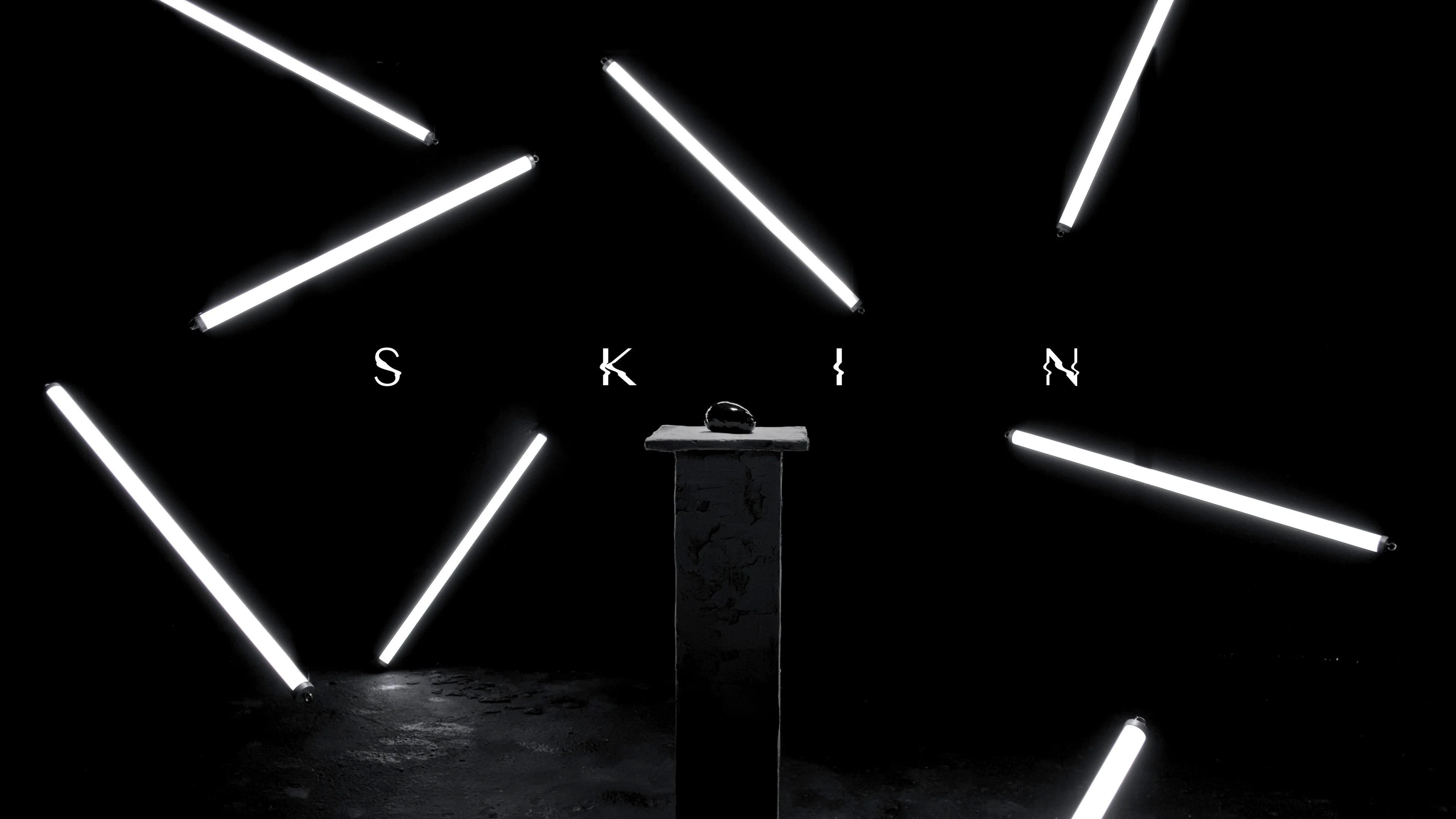 女 [Nǚ] / skin