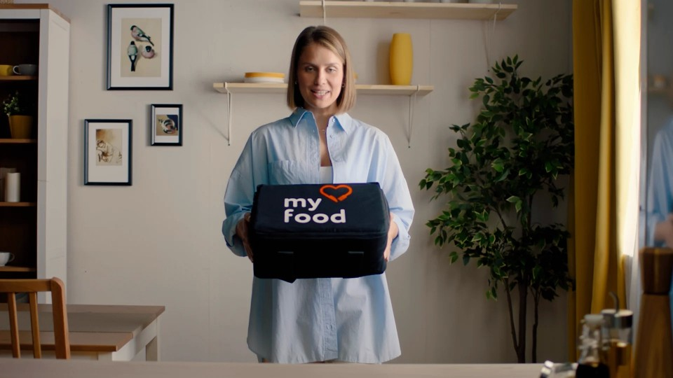 My food — Бунт кухни Ани