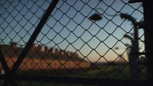 Освенцим ночью