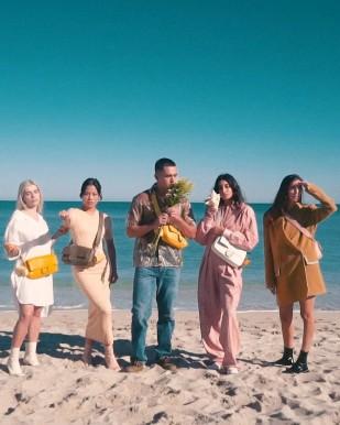 FENDI Miami Art Basel 2019 Baguette