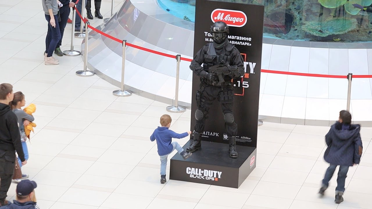 Call Of Duty Black OPS III в М.Видео АВИАПАРК