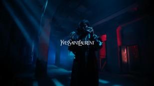Танец. Эмоции. Взгляд - Джемми Рил для Yves Saint Laurent Beauty