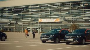 BelkaCar Mercedes: Rider