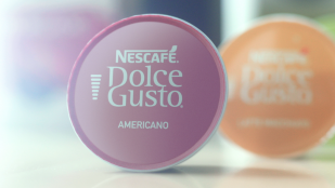 Nescafe для Vogue